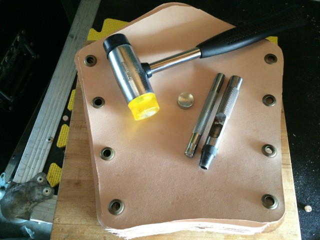 Making Bracers Part 3